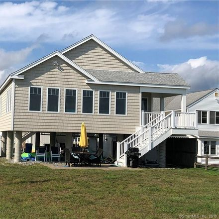 Rent this 3 bed house on 11 Groveway in Grove Beach, CT 06413