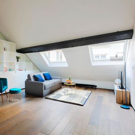 Rent this 1 bed apartment on 16 Rue de Picardie in 75003 Paris, France