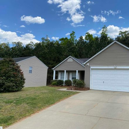 Rent this 3 bed house on 133 Wickersham Way in Easley, SC