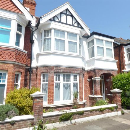 Rent this 2 bed apartment on Lawrence Road in Hove BN3 5QA, United Kingdom