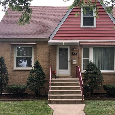Rent this 3 bed house on 9151 S Springfield Ave in Evergreen Park, IL
