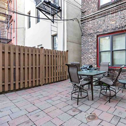 Rent this 1 bed condo on 116 Willow Avenue in Hoboken, NJ 07030