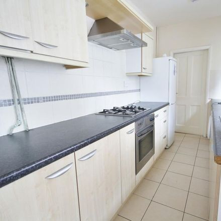 Rent this 3 bed house on Ivy Road in Leicester LE3 0DF, United Kingdom