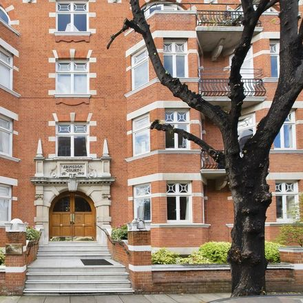 Rent this 1 bed apartment on Abingdon Villas in London W8 6UX, United Kingdom