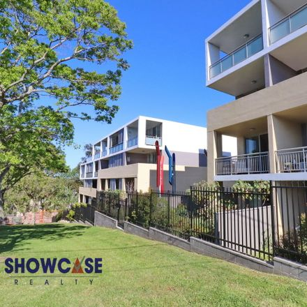 Rent this 2 bed apartment on 42/294-304 Pennant Hills Road