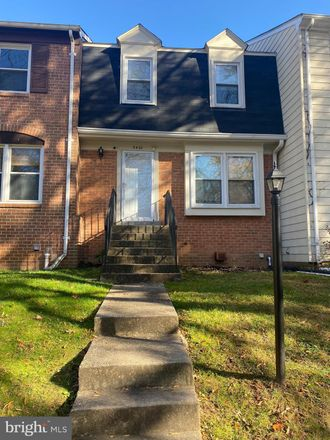 Rent this 3 bed townhouse on 5432 High Tide Court in Columbia, MD 21044