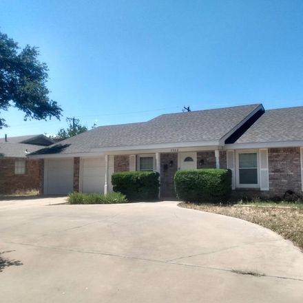Rent this 4 bed house on 3302 Camarie Avenue in Midland, TX 79707
