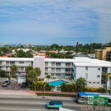 Rent this 2 bed apartment on 2101 Normandy Drive in Miami Beach, FL 33141