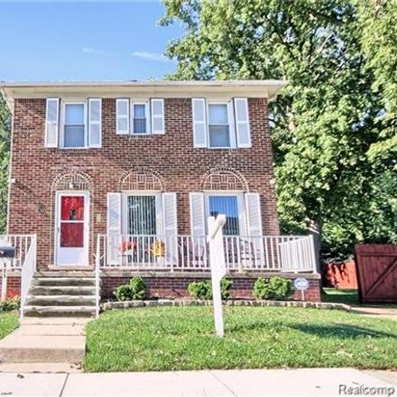 Rent this 3 bed house on 825 Mill Street in Lincoln Park, MI 48146