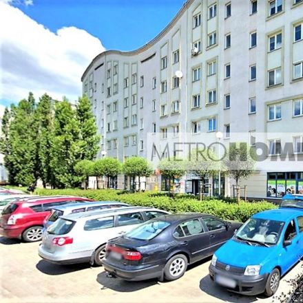 Rent this 1 bed apartment on Franciszka Marii Lanciego 10F in 02-792 Warsaw, Poland