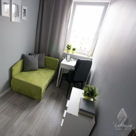 Rent this 1 bed room on Melomanów 4 in 00-712 Warsaw, Poland