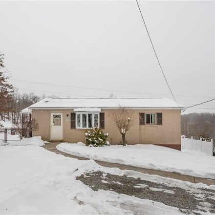 Rent this 2 bed house on Frame Dr in Pittsburgh, PA