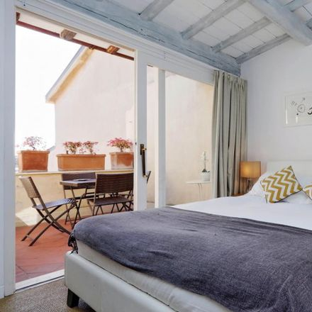 Rent this 1 bed apartment on Palazzo Passarini Falletti in Via Panisperna, 00184 Rome RM