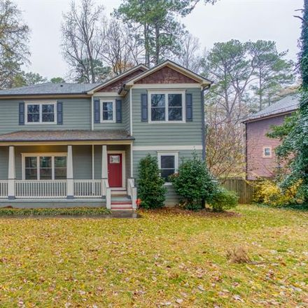 Rent this 4 bed house on McAfee Rd in Decatur, GA