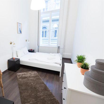 Rent this 1 bed apartment on Art+Cinema in Budapest, Erzsébet körút 39