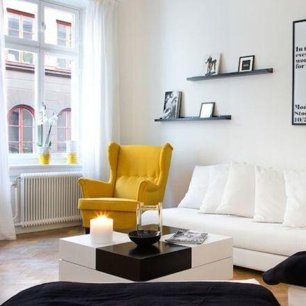Rent this 0 bed apartment on Kocksgatan 26 in 116 40 Stockholm, Sweden