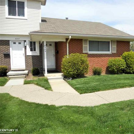 Rent this 1 bed apartment on Dartmouth Dr in Warren, MI