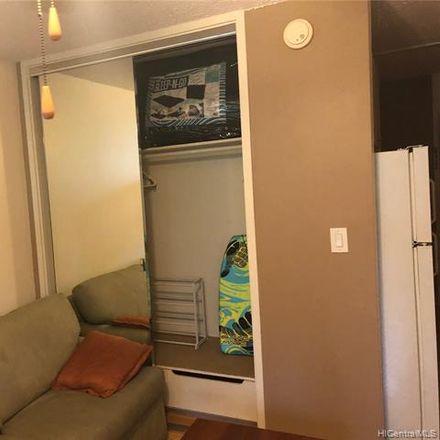 Rent this 0 bed condo on Ainahau Gardens in 2442 Tusitala Street, Honolulu