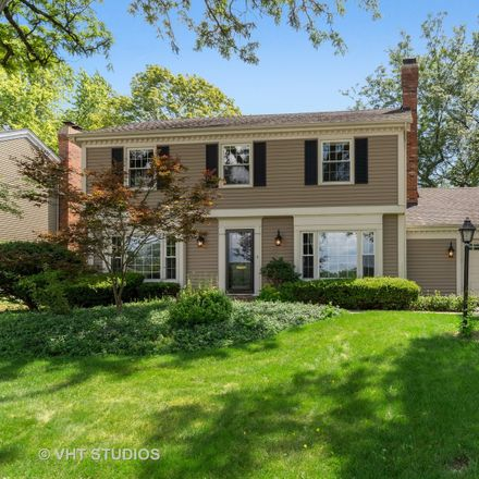 Rent this 4 bed house on 120 East Bauer Road in Naperville, IL 60563