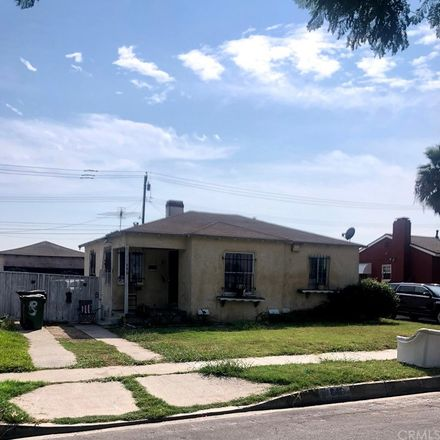 Rent this 2 bed house on 840 West 127th Place in Compton, CA 90222