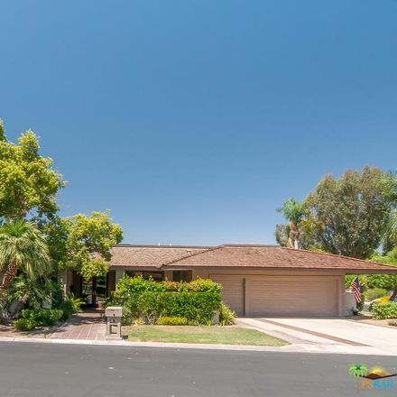Rent this 3 bed house on 12 Whittier Court in Rancho Mirage, CA 92270