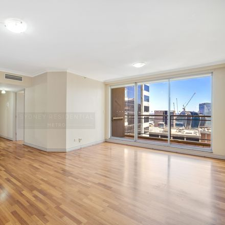 Rent this 2 bed apartment on Level 19/199 Castlereagh Street