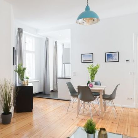 Rent this 2 bed apartment on Mac's Bistro in Huttenstraße, 10553 Berlin