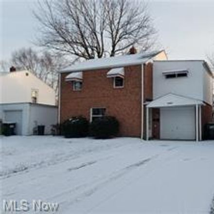 Rent this 4 bed house on 20500 Priday Avenue in Euclid, OH 44123