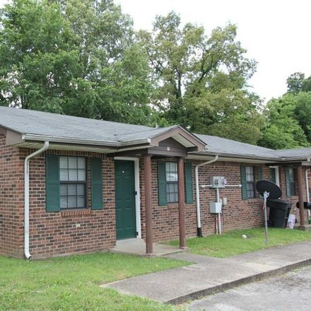 Rent this 2 bed duplex on 1375 Thompsonville Lane in Oak Grove, KY 42262