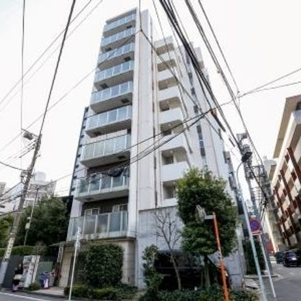Rent this 1 bed apartment on Roppongi in Minato, Tokyo 106-0033