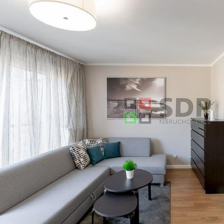 Rent this 2 bed apartment on Kręta 10 in 50-235 Wroclaw, Poland