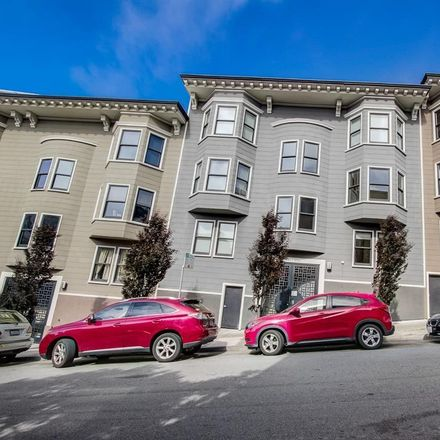 Rent this 3 bed apartment on 1546 Jones Street in San Francisco, CA 94109