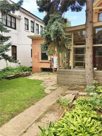 Rent this 1 bed apartment on 449 Franklin Street in Buffalo, NY 14202