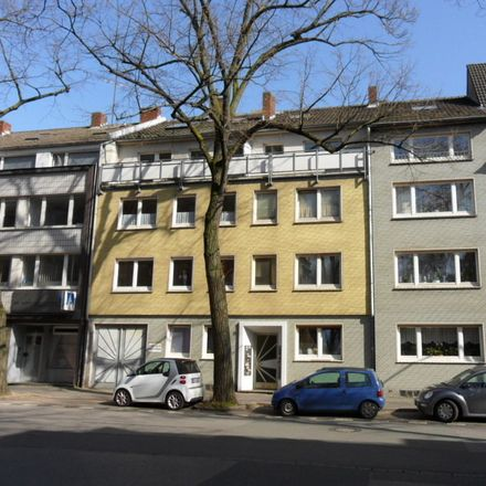Rent this 1 bed apartment on Gabelsbergerstraße 13 in 47137 Duisburg, Germany