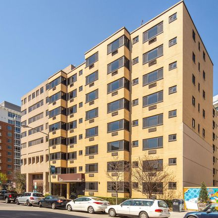 Rent this 1 bed condo on The President in 2141 I Street Northwest, Washington