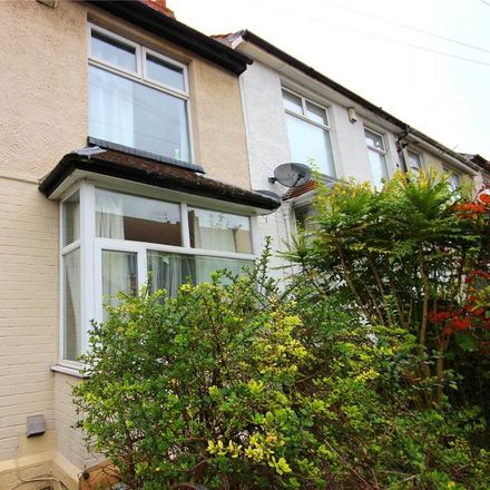 Rent this 3 bed house on Park Road in Filton BS34, United Kingdom