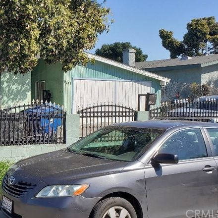 Rent this 3 bed house on 9548 Defiance Avenue in Los Angeles, CA 90002