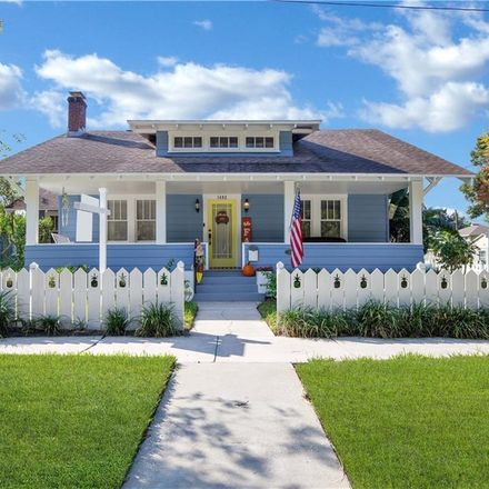 Rent this 3 bed house on 1402 E Livingston St in Orlando, FL