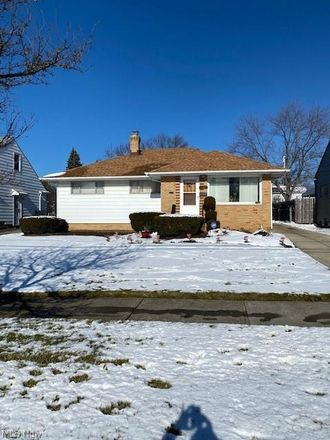 Rent this 3 bed house on 20623 Donnybrook Road in Maple Heights, OH 44137