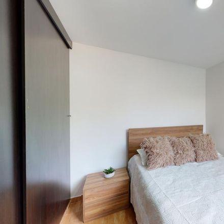 Rent this 2 bed apartment on Comando de Policia Antioquia in Carrera 46, Comuna 10 - La Candelaria