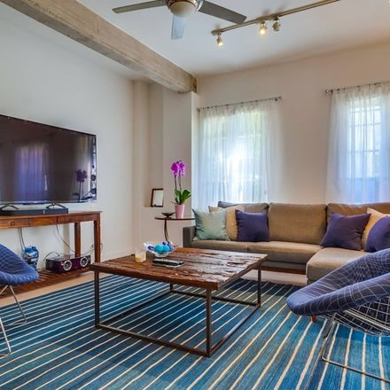 Rent this 1 bed apartment on N Sycamore Ave in Los Angeles, CA