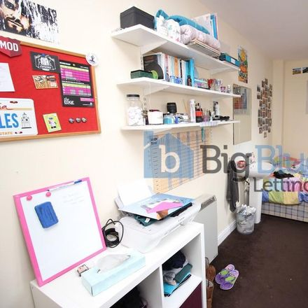 Rent this 8 bed house on Ebberston Terrace in Leeds LS6 1AU, United Kingdom