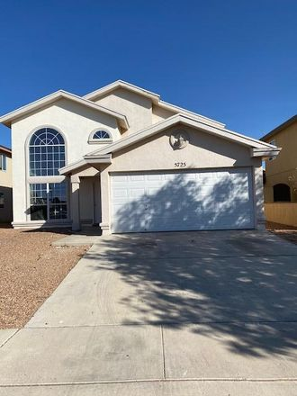 Rent this 5 bed loft on 5725 David M Brown Court in El Paso, TX 79934