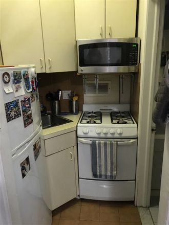 Rent this 1 bed apartment on 518 Hudson Street in Hoboken, NJ 07030