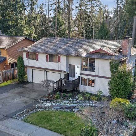 Rent this 4 bed house on Southeast 166th Street in Renton, WA 98058