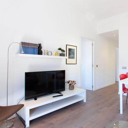 Rent this 2 bed apartment on El Gibrell in Carrer de Sant Jordi, 08014 Barcelona