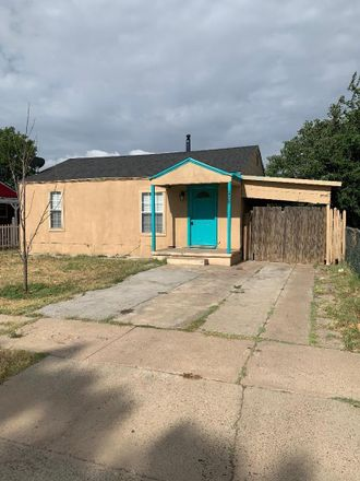Rent this 2 bed house on 2509 North Muskingum Avenue in Odessa, TX 79761