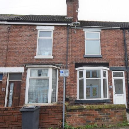 Rent this 2 bed house on Holywell Place in Carlisle Street, Rotherham S65 1HA
