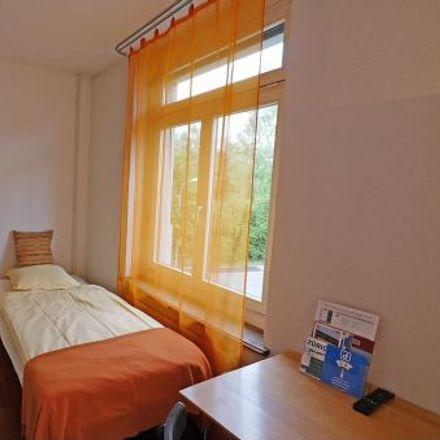 Rent this 1 bed apartment on Academia Appartments in Langensteinenstrasse 2, 8057 Zurich