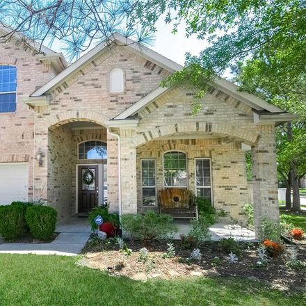 Rent this 5 bed house on 5039 Redleaf Forest Ln in Katy, TX